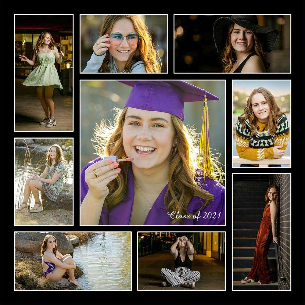 best high school graduation photographer gilbert az