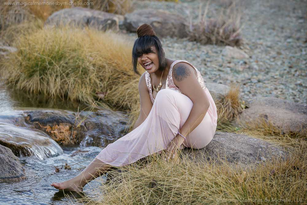 Professional Senior Portraits in Mesa, Arizona: A Dreamer's Photo Shoot
