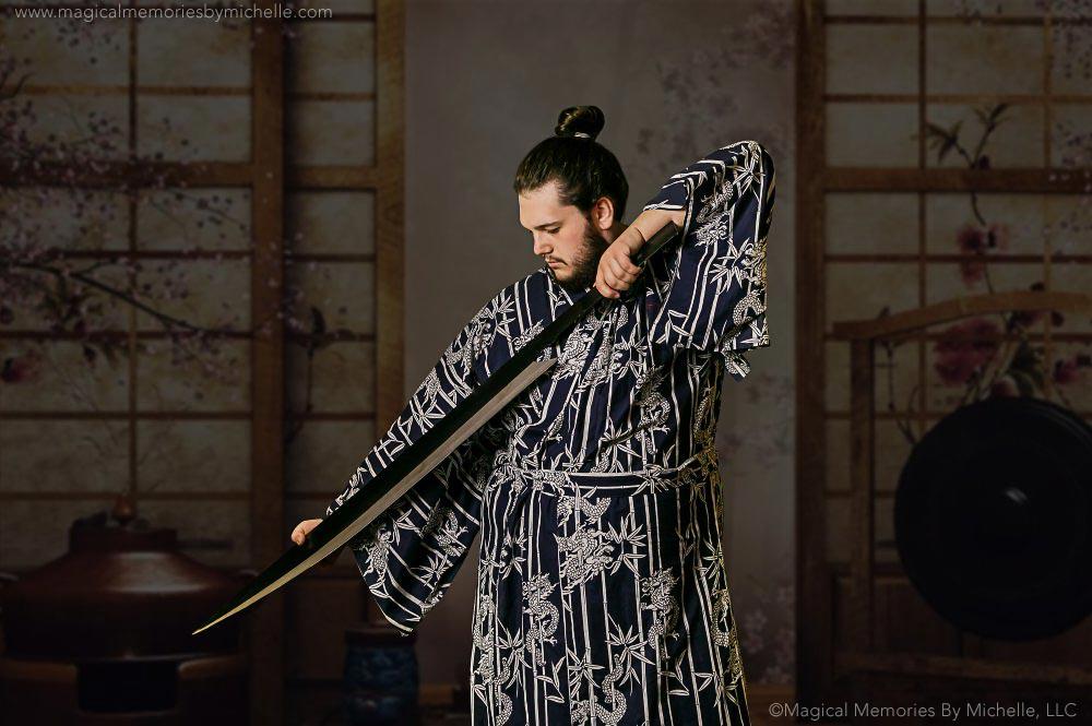 San Tan Valley Senior Pictures Sword