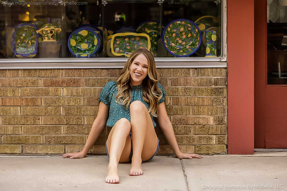 Fort Collins Photographer Outdoor Senior Pictures