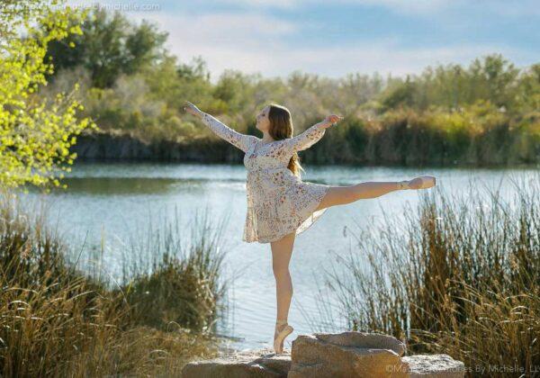 Senior Picture Ideas for Dance, Ballet, Pointe   Phoenix Senior Photography