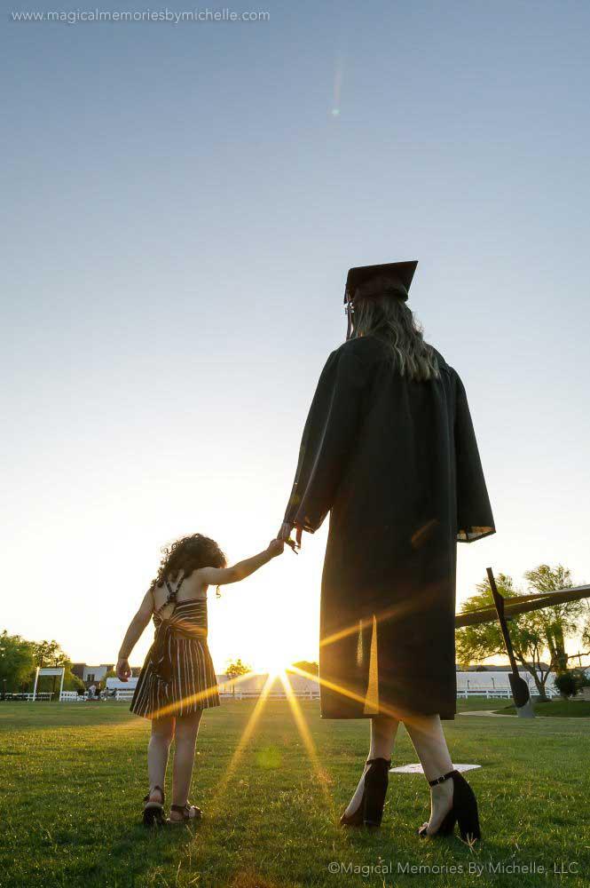 Teen Mom Graduation Photos Chandler AZ
