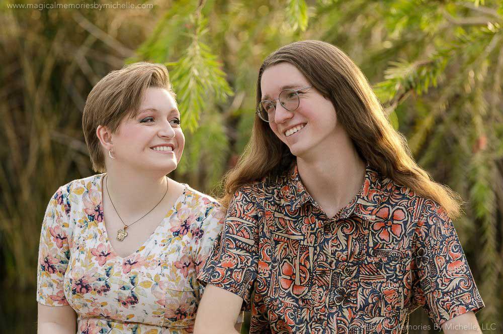 Brother Sister Twins Senior Pictures Mesa AZ